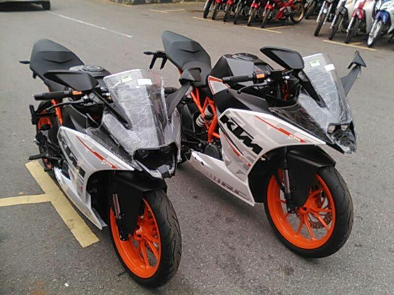 KTM RC390