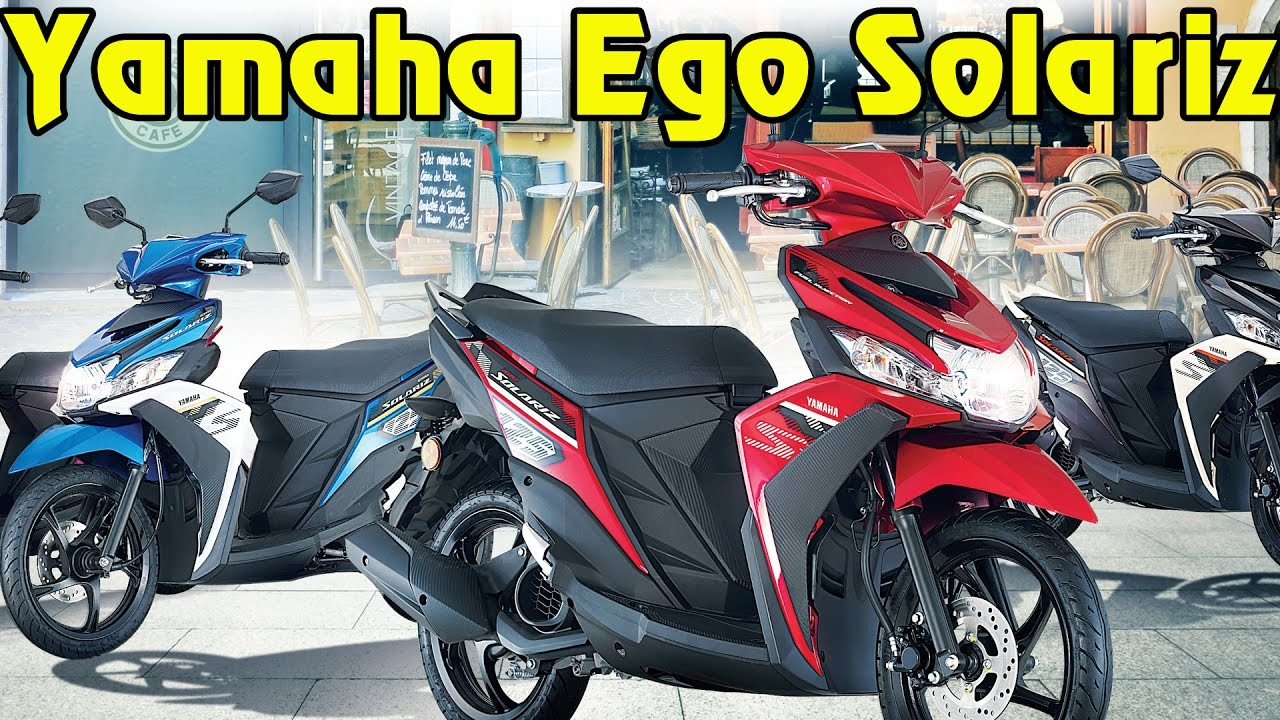 V power motor yamaha ego solariz 125 for Yamaha installment financing
