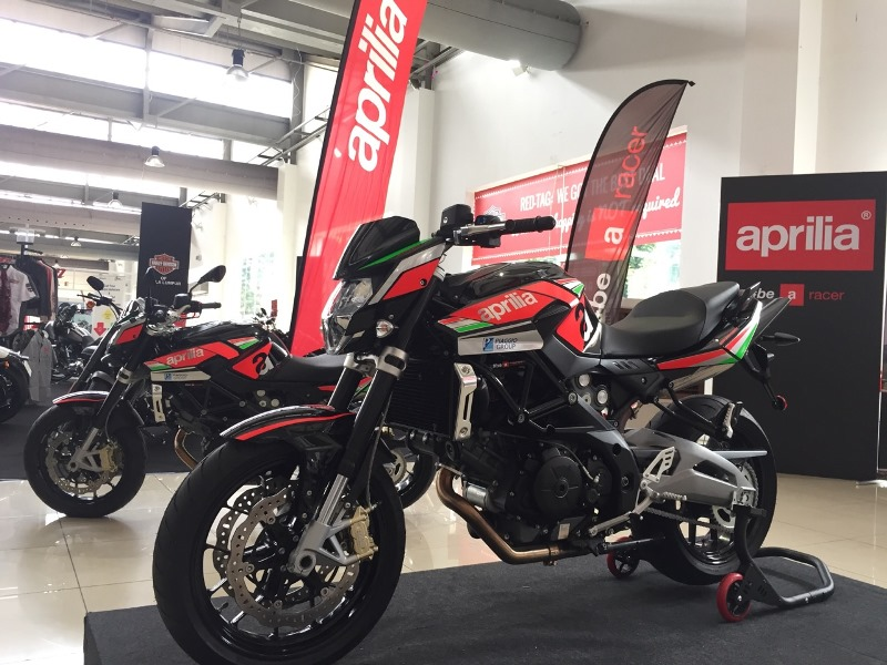 V Power Aprilia GP-2016 Events Photo Gallery