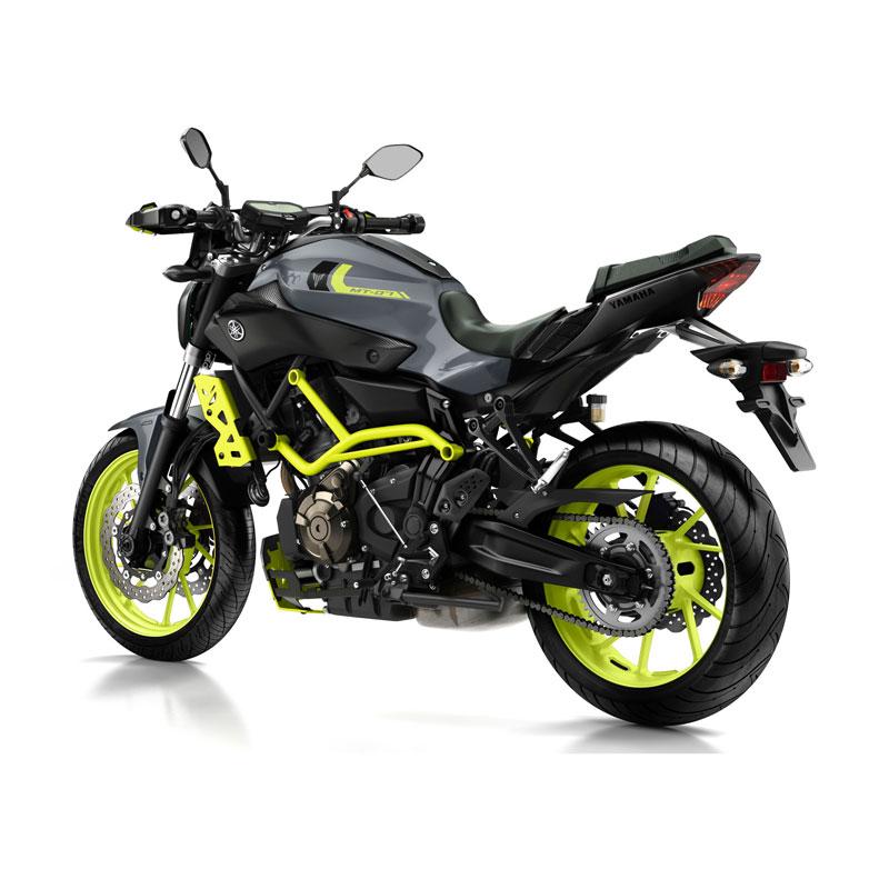 V Power Motor Yamaha Mt 07