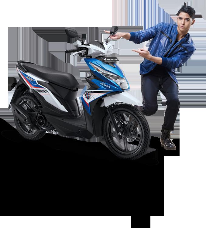 V Power Motor Honda Beat 110 Cbfj