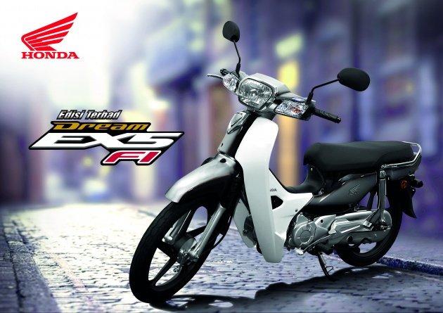 HONDA EX5 DREAM 110 S RIM