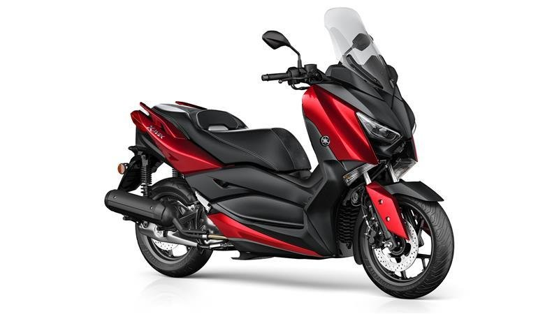 xmax red