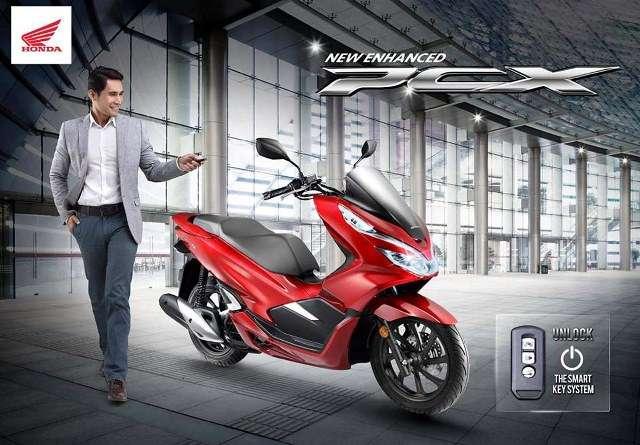 Honda-PCX-2018-PCX-Key-Visual